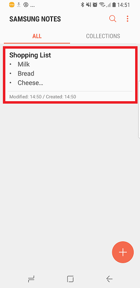 SamsungNotes_ChooseNote
